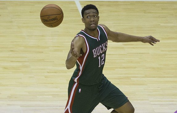 Jabari Parker by Keith Allison is licensed under CC by 2.0