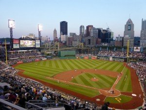 Pirates Baseball by Kwong Yee Cheng is licensed under CC by 2.0
