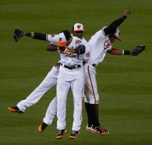 Baltimore Orioles Clinch Divison