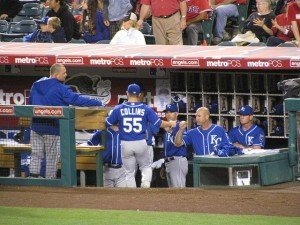 Royals beat Angels in extras