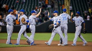 Kansas City Royals by Keith Allison is licensed under CC by 2.0