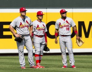 Cardinals Clinch NL Central