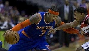 Carmelo  Anthony by Keith Allison is licensed under CC by 2.0