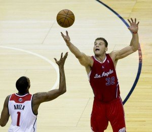 Blake  Griffin by Keith Allison is licensed under CC by 2.0
