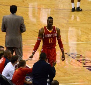 Dwight  Howard by Jose Garcia is licensed under CC by 2.0