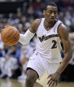 John  Wall by Keith Allison is licensed under CC by 2.0
