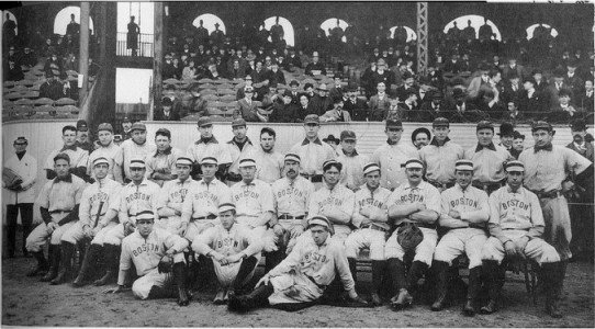 1903 Boston Americans